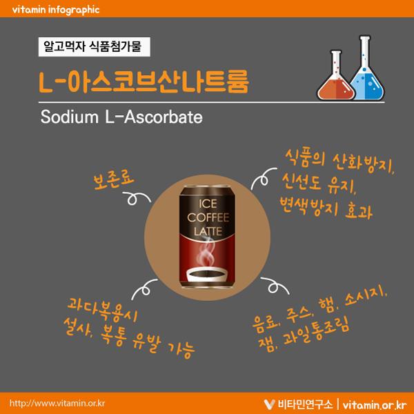 L-아스코브산나트륨(Sodium L-Ascorbate)